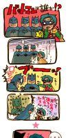 Who is Batman? by BACBAC-MIKI