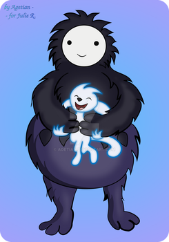 Ori and Naru: My Mommy by Agetian