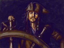 That's 'Captain' Jack Sparrow by EmmilyTM