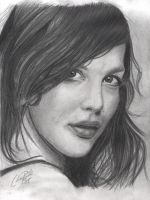Liv Tyler by Toxxicc