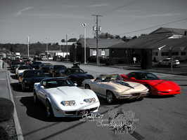 rows of vettes ll by loreleft27