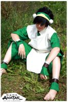 Toph Bei Fong by la-SED