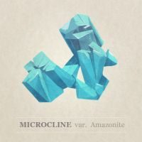 Microcline var. Amazonite by beavotron