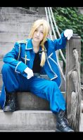 edward-elric by bai917
