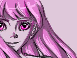 Bubblegum by prussia-the-awehsome