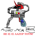 He Is Lazer Togue!, He Has Lazer TOUNG by TheUnEmpire