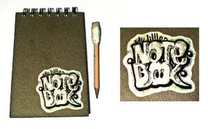 MTS - My Little Notebook by MVRH