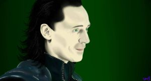 Loki by The-crazzy-one