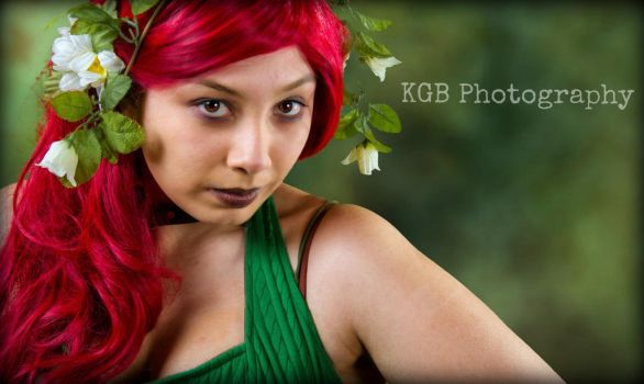 The Return of Poison Ivy by MadLoveVivienne