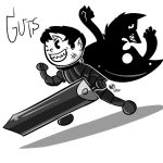 1940's Guts by TheJesterInTheMoon
