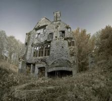 Old Exton Hall 2 by amberstudios