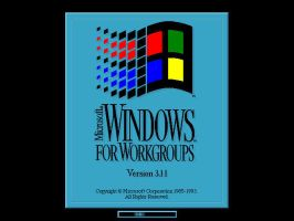 Windows 3.11 Revival by Arzoni