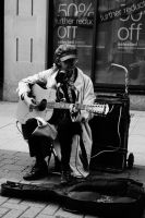 Harrogate Street Performer 2 by Hyperborean1987