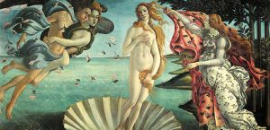 Classical Art: Botticelli by arsgrafik