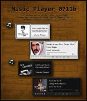 Music Player 0711b by Mordasius