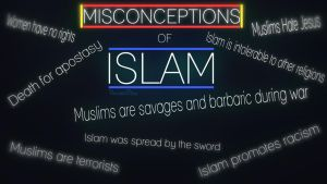 Misconceptions of Islam by MacedonianGamer98