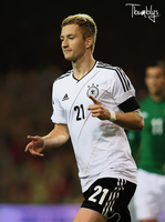 Marco Reus by Tautvis125