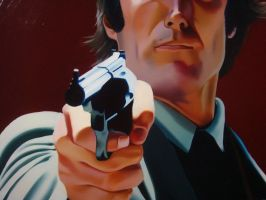 Dirty Harry (Close up) by Cookiee1991