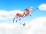 Flying by Moonflight-RiverClan