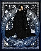 Severus Snape by Nero749
