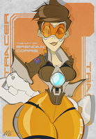 Tracer by BrendanCorris