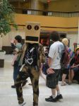 Party Rock Robot by Mariogal