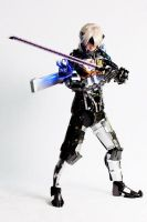 Metal Gear Rising Revengeance Raiden by yeegim
