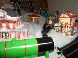 Merry Christmas from Sodor by Blockwave