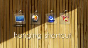 Hanging Shortcut for XWidget by boyzonet