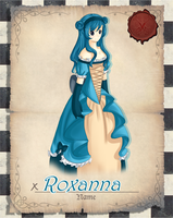 PokePalace- Roxanna by Winoa
