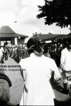 I then took a photo of Jogja by m000di