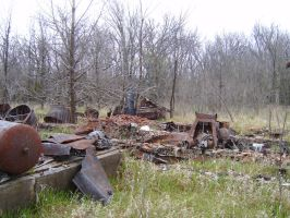 Rural Decay 6 by DarkMaiden-Stock