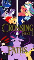 Crossing Paths Part One Cover by ROBLOXgeneralduncan