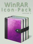 WinRAR Icon Pack v2 by Nemed