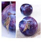 Plums by Lily-of-the-Vallley