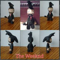The Weeknd Chibi by TheFreaKofficial