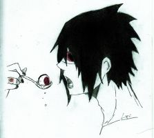 Eat it Sasuke-kun by Hun-Ter