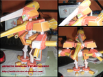 ARCBEETLE Papercraft by Waito-chan