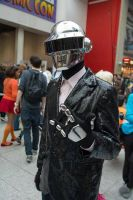 Daft Punk London October MCM 25th-27th 2013 Pic#4 by TheOcarinaPlayer