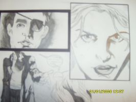 Buffy Comic Strip by sectumsempra95