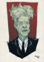 David Lynch by DenisM79