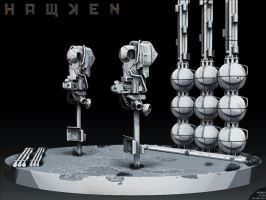 Hawken 3D by Bamboo-Learning