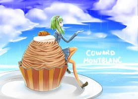 Coward Montblanc Cover Picture by HikariTenjou
