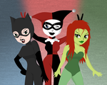 Gotham Sirens by Dreaming-Demon
