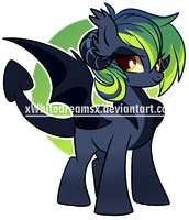 Halloween Moster Auction (Closed) by xWhiteDreamsx