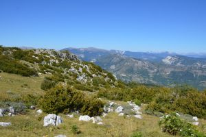 Alps  in Provence by A1Z2E3R