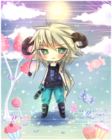Sweet Sky by mochatchi