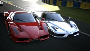 head to head. GT5 by daz1200