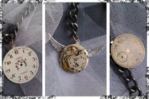 Steampunk Belt Charms I by karla-chan