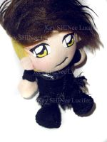 Key Lucifer Plush Shinee by Leiran